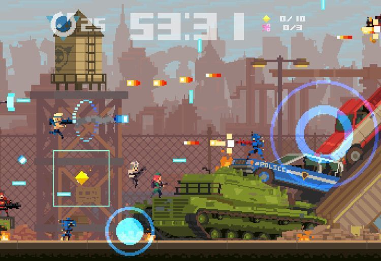 $SUPER TIME FORCE ULTRA (PC) y mas STEAM