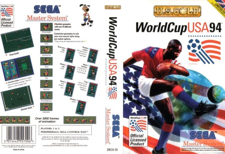 $8. WORLD CUP USA '94
