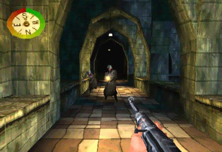 $29. MEDAL OF HONOR: UNDERGROUND