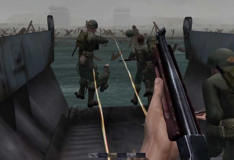 $35. Medal of Honor: Allied Assault (2015 Inc, 2012)