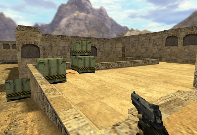 $32. Counter-Strike (Valve, 1999)