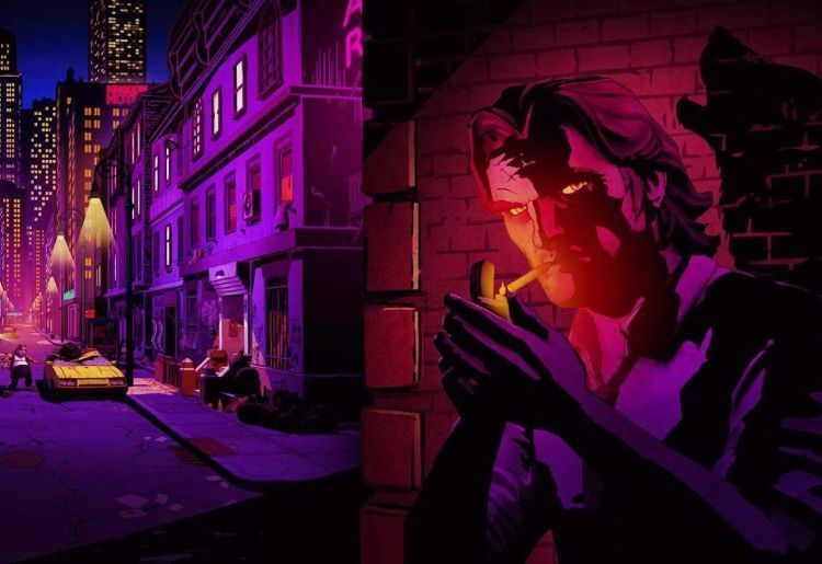 The Wolf Among Us (Telltale Games, 2013)
