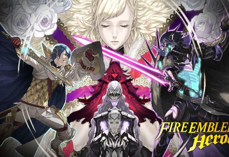 Fire Emblem Heroes (Nintendo, Intelligent Systems, 2017, iOS, Android)
