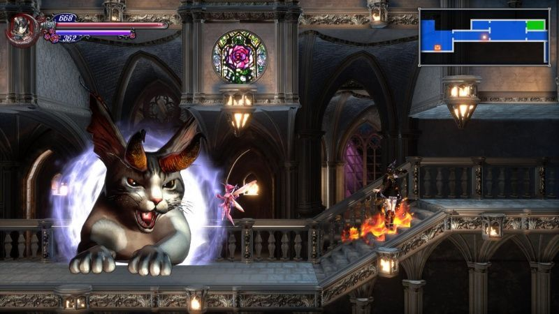 Bloodstained: Ritual of the Moon 02