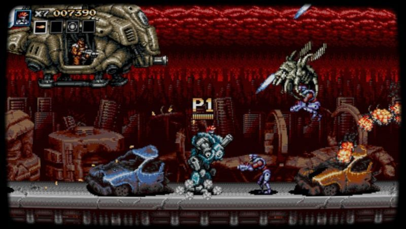 Blazing Chrome 2