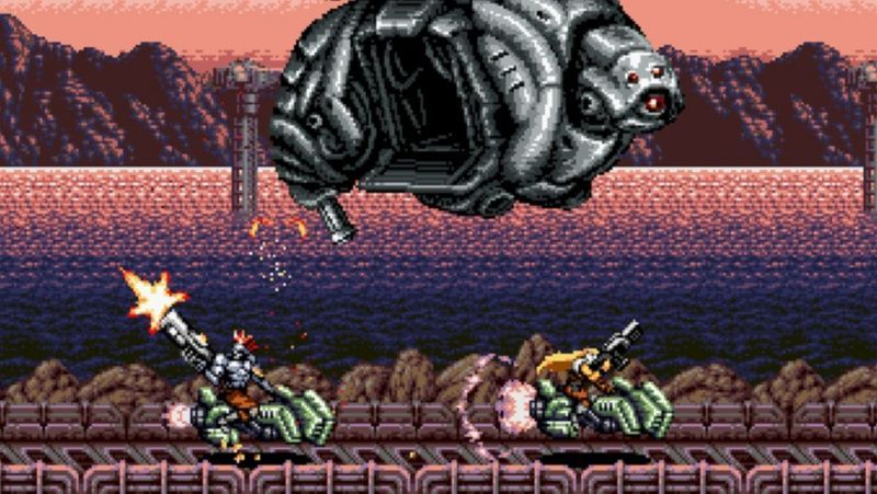 Blazing Chrome 4