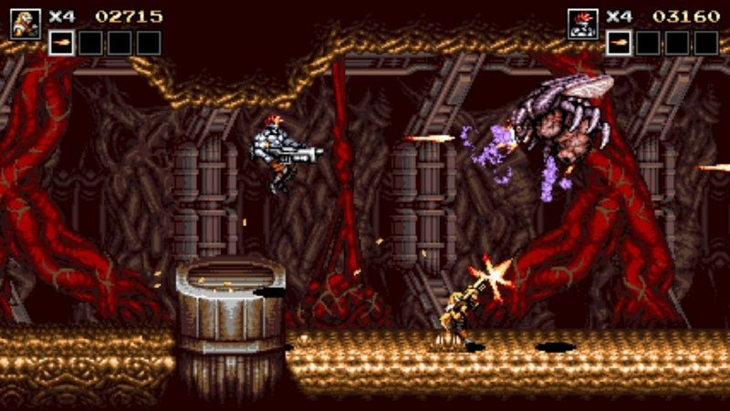 Blazing Chrome 1