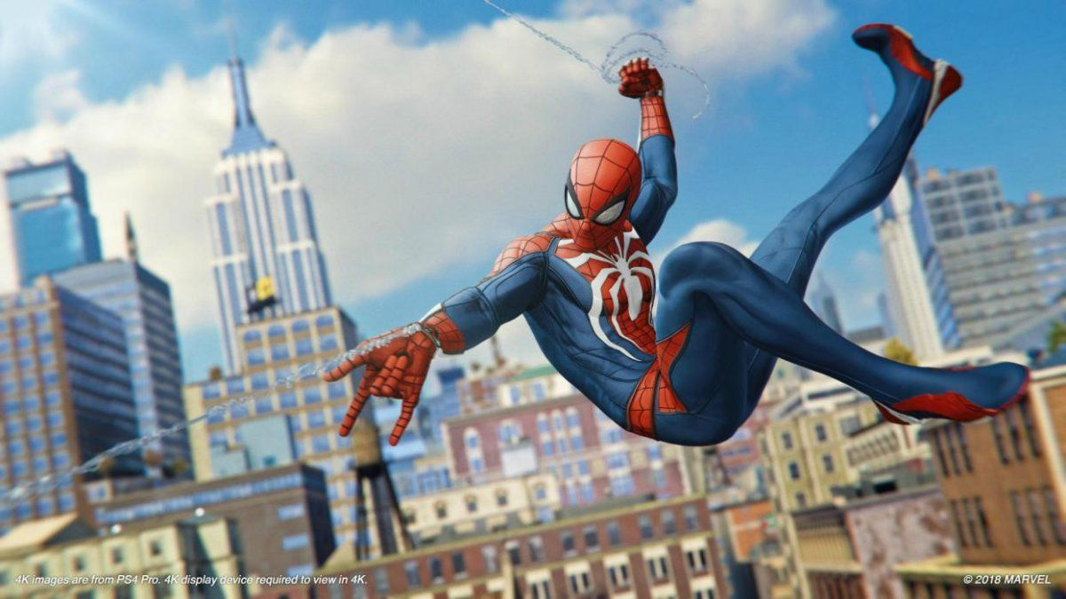 Spider-Man no permitirá compartir saves entre PS4 y PS5