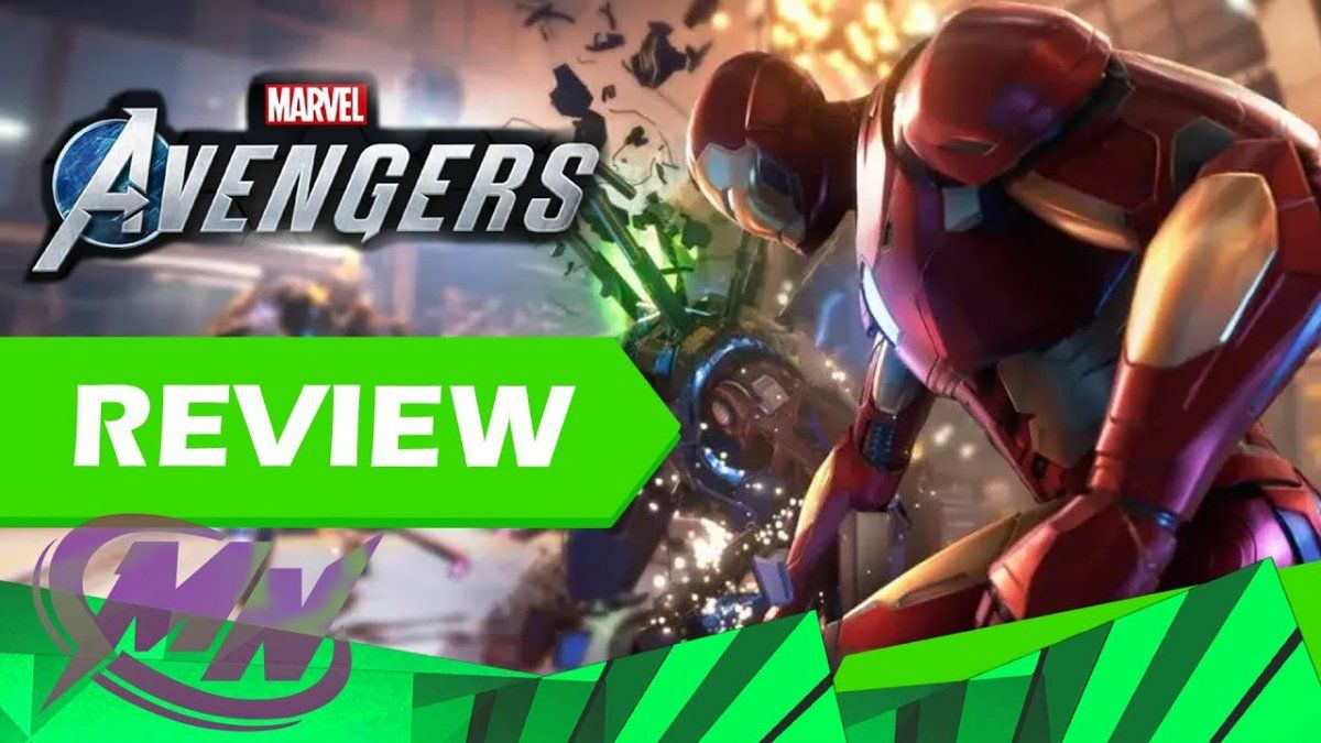 Marvels Avengers || Video review