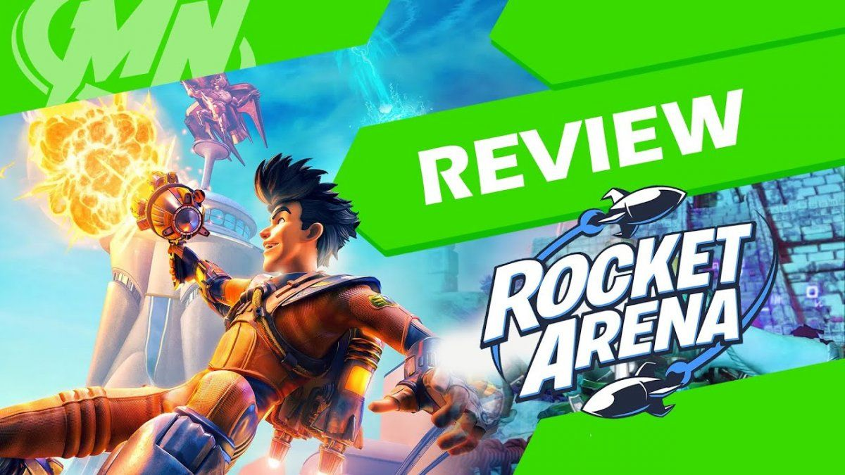 Rocket Arena es un misilazo justo en el blanco | Video Review