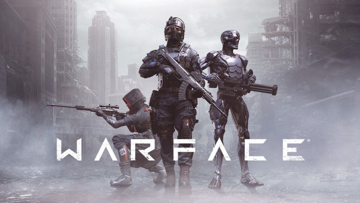Warface, un excelente FPS gratuito, ya está disponible en Switch
