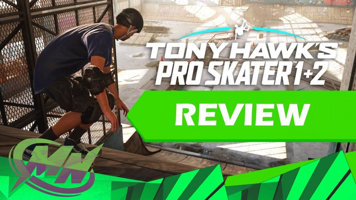 Tony Hawks Pro Skater 1+2 || Video Review