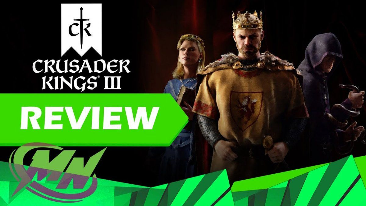 Crusader Kings III || Video Review