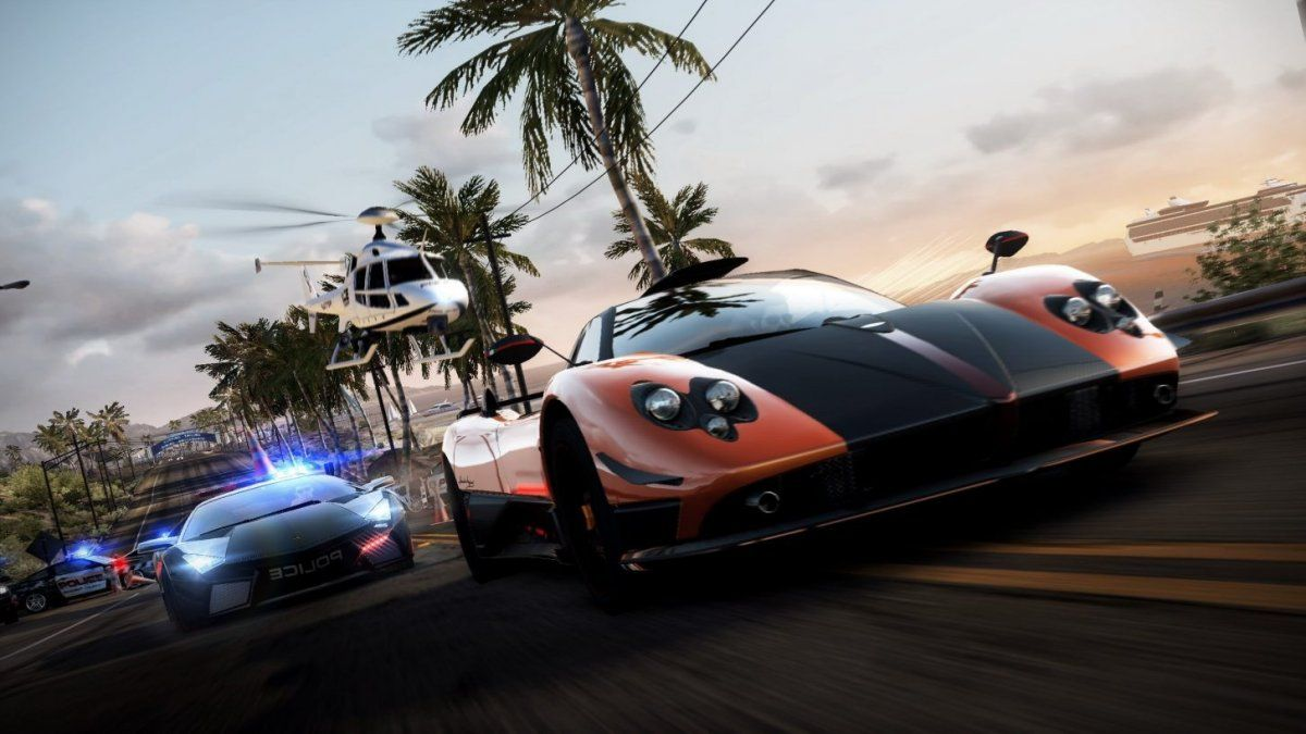 Need for Speed: Hot Pursuit Remastered llega en noviembre
