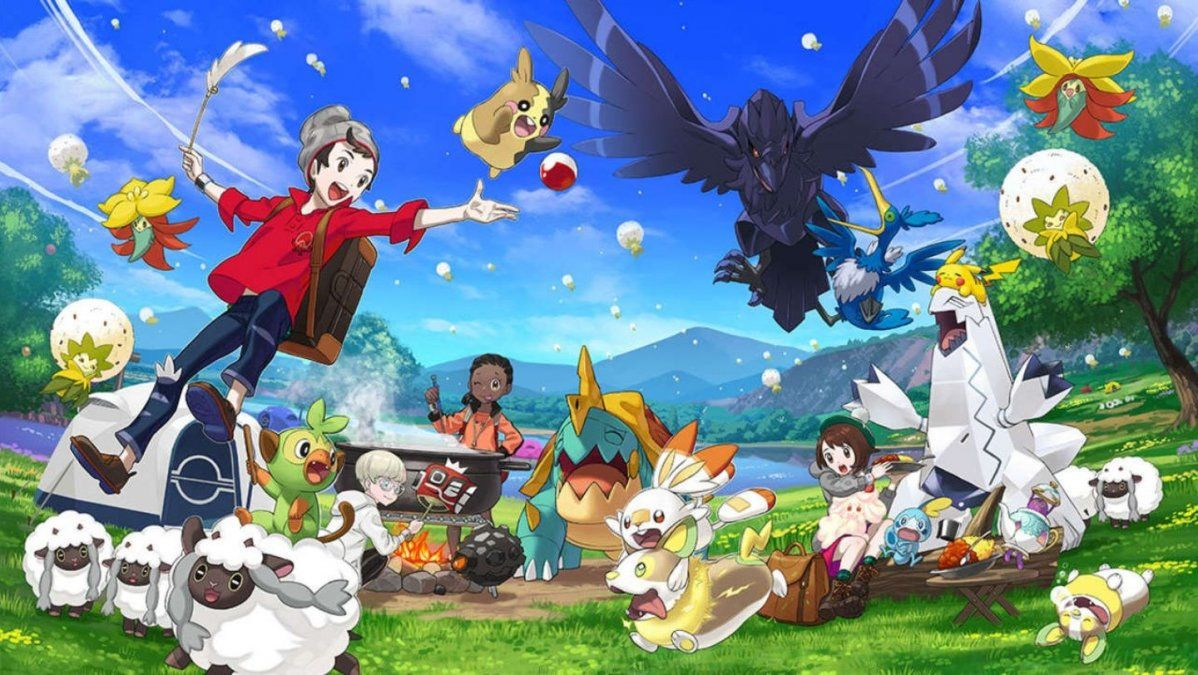 Los 10 grandes cambios de Pokemon Sword & Shield