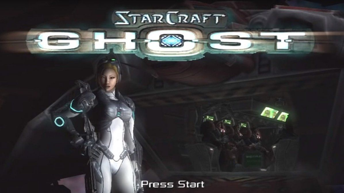 Se filtran varios videos de StarCraft: Ghost, el spin-off cancelado de Blizzard