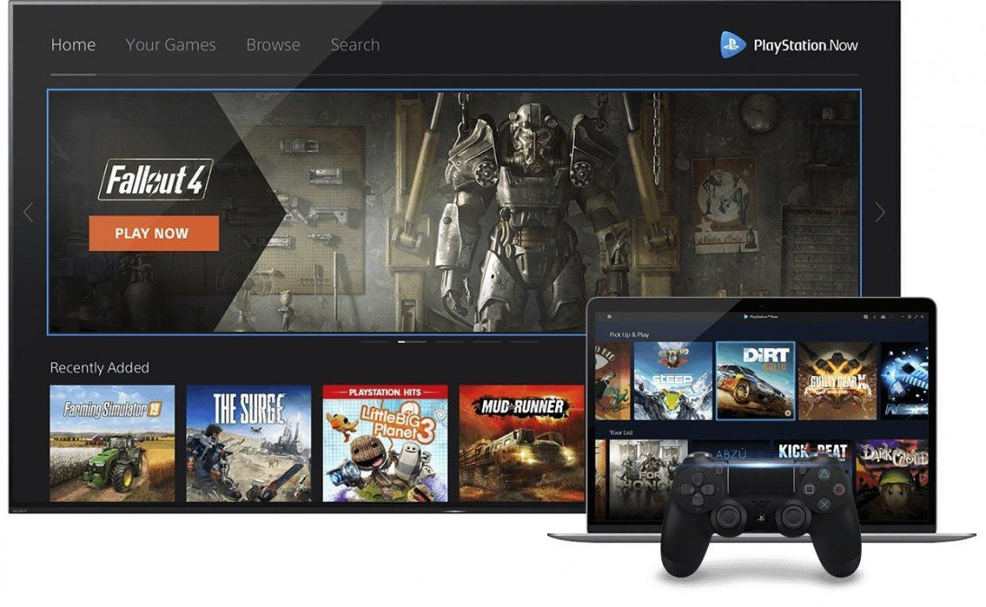 PlayStation prepara un rival para Xbox Game Pass