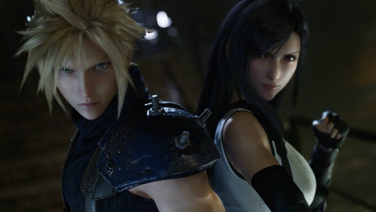 Square Enix revela la versión de PC de Final Fantasy VII Remake