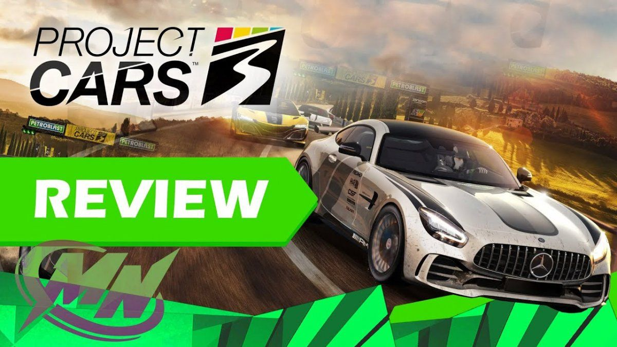 Project Cars 3 || Video Review