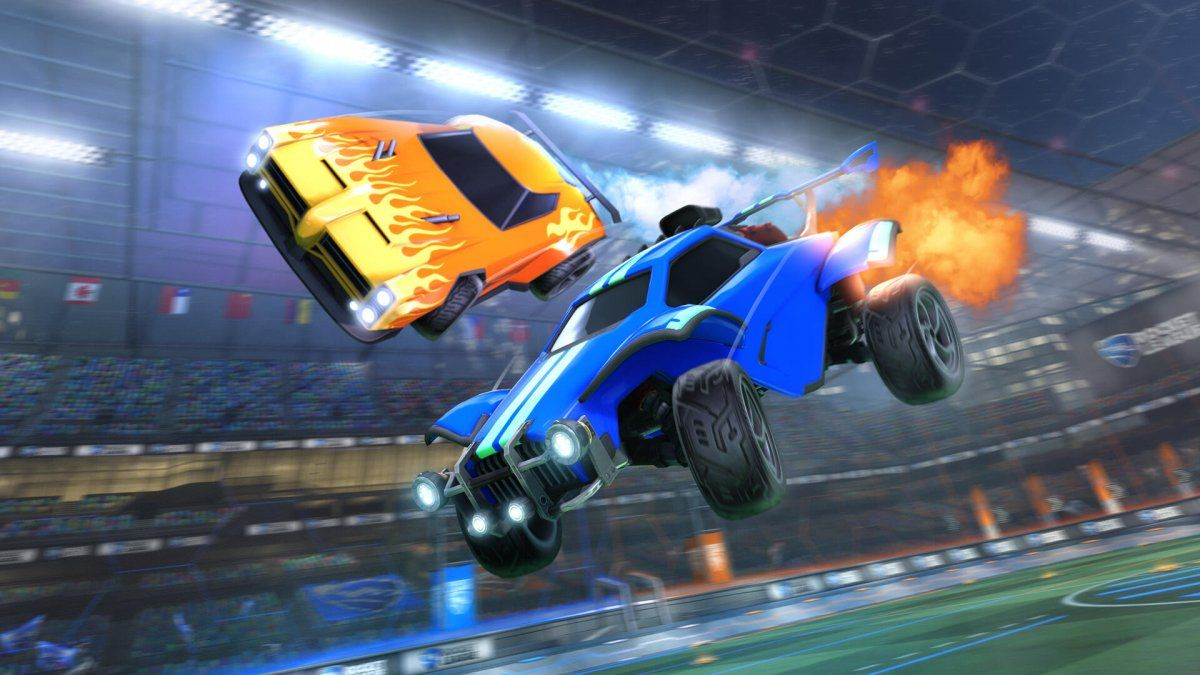 Rocket League se volverá free-to-play este año