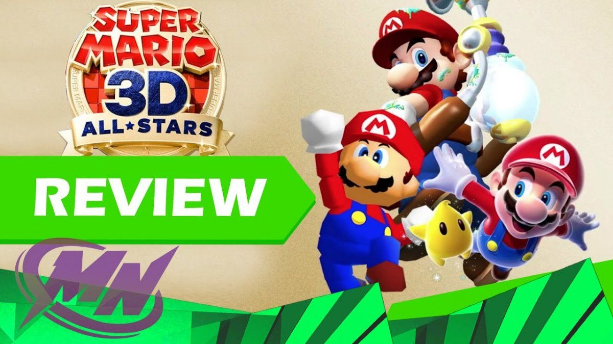 Super Mario 3D All- Stars || Video Review