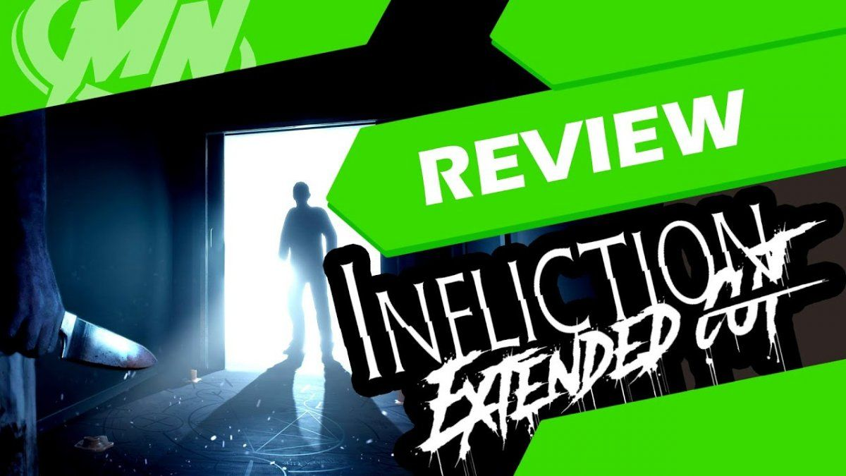 Infliction: Extended Cut | Pesadillas garantizadas |Video Review