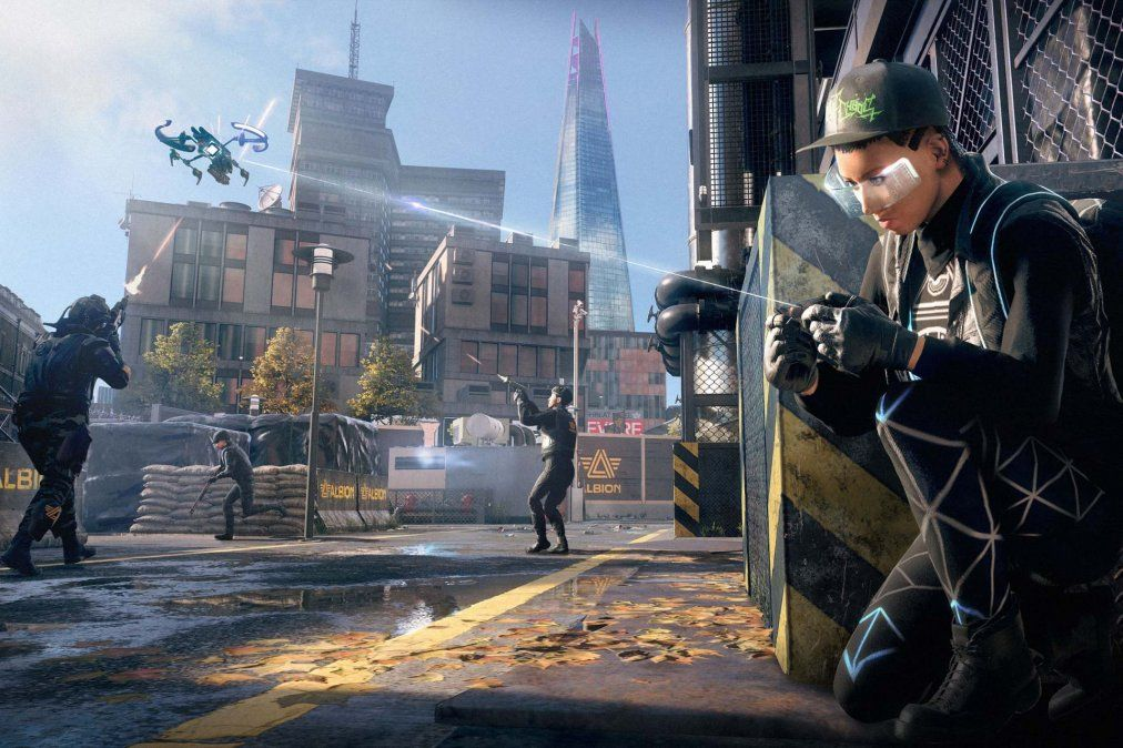 ANÁLISIS | Watch Dogs Legion es divertido y ambicioso