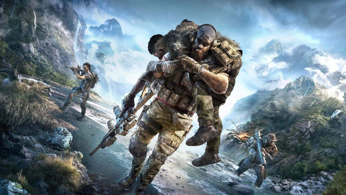 Ubisoft presenta Ghost Recon Breakpoint