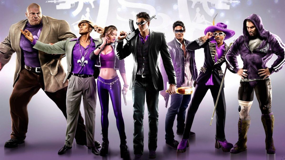 Deep Silver anuncia Saints Row: The Third Remastered para PS4, Xbox One y PC