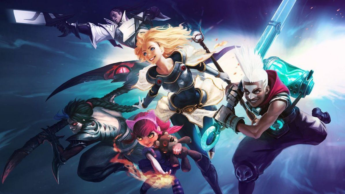 Riot Forge - el futuro indie de League of Legends