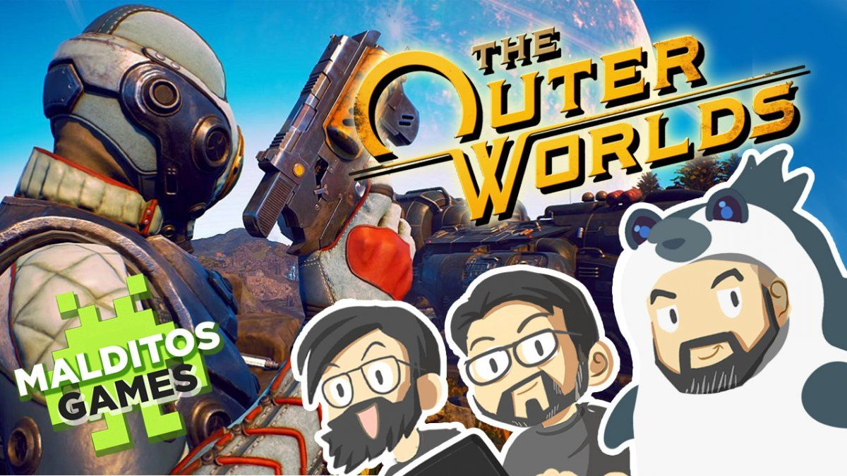 Malditos Games 55: The Outer Worlds / Fire Emblem: Three Houses