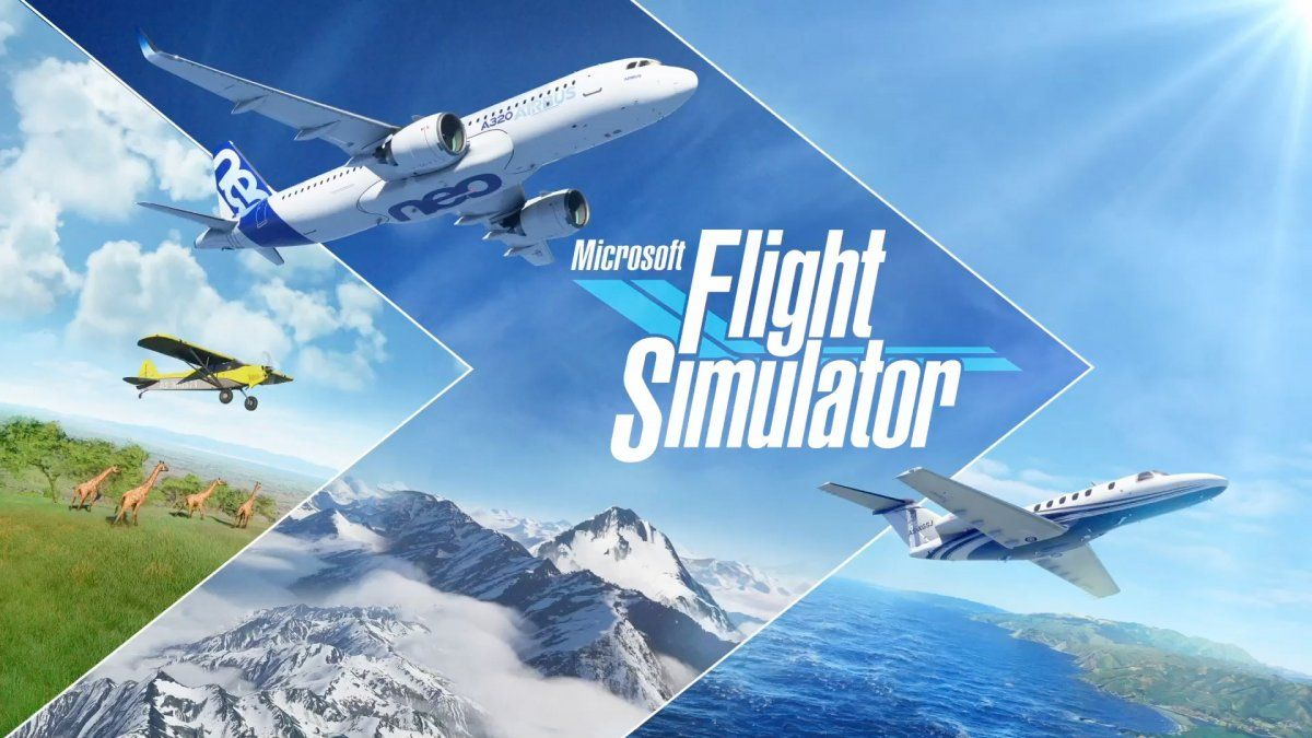 Microsoft Flight Simulator llega en agosto a PC