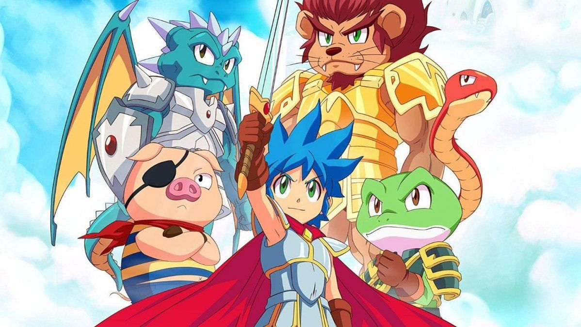 Análisis | Monster Boy and The Cursed Kingdom es un nuevo Wonder Boy