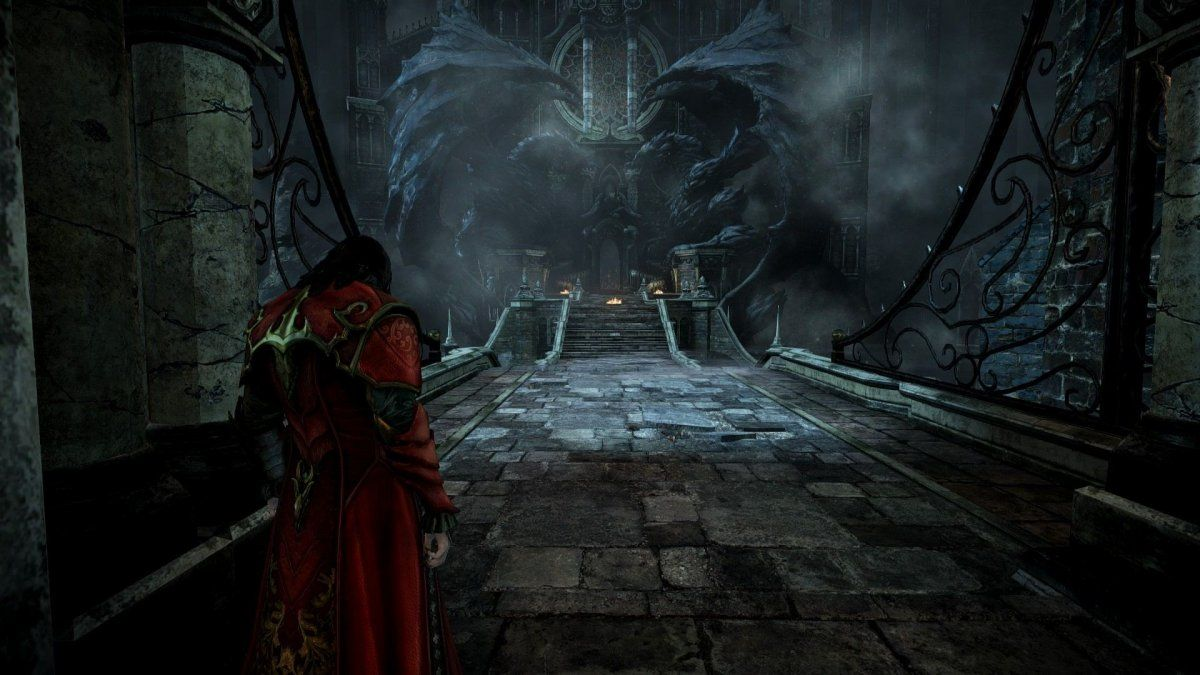 Comfort Gaming | Castlevania Lords of Shadow 2