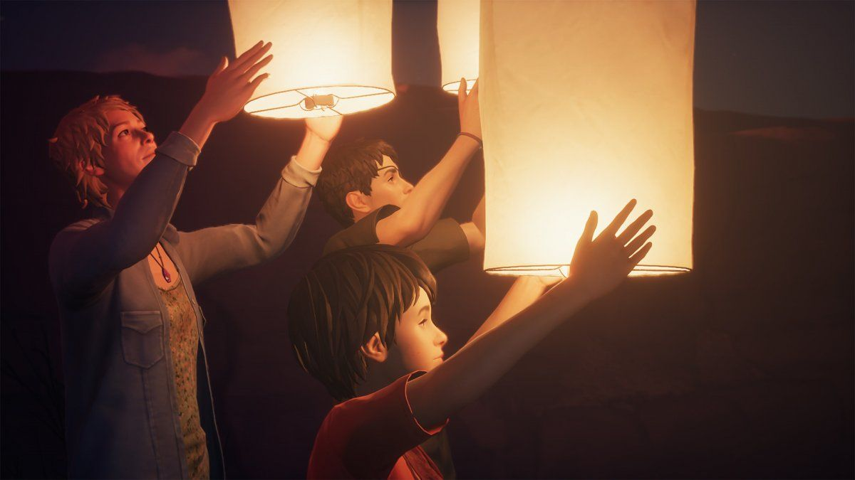 Minority Report | En defensa de Life is Strange 2