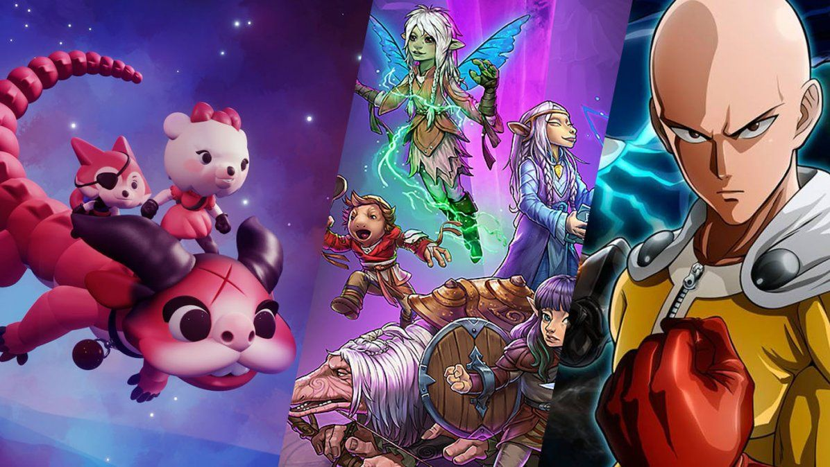 Dreams, One Punch Man y The Dark Crystal: los juegos más esperados de febrero
