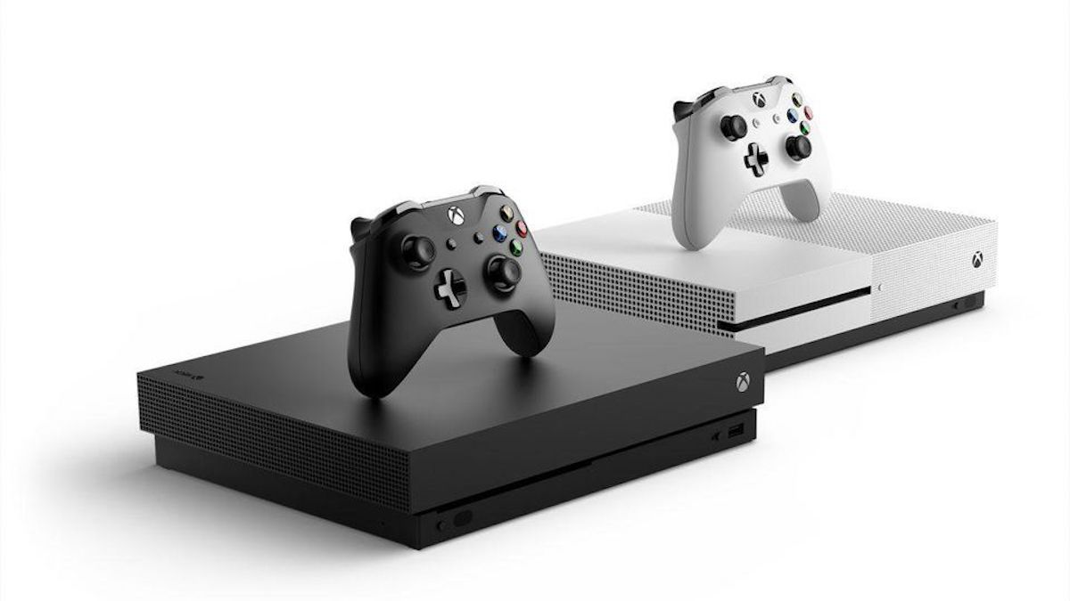Microsoft discontinúa Xbox One X y Xbox One S All Digital
