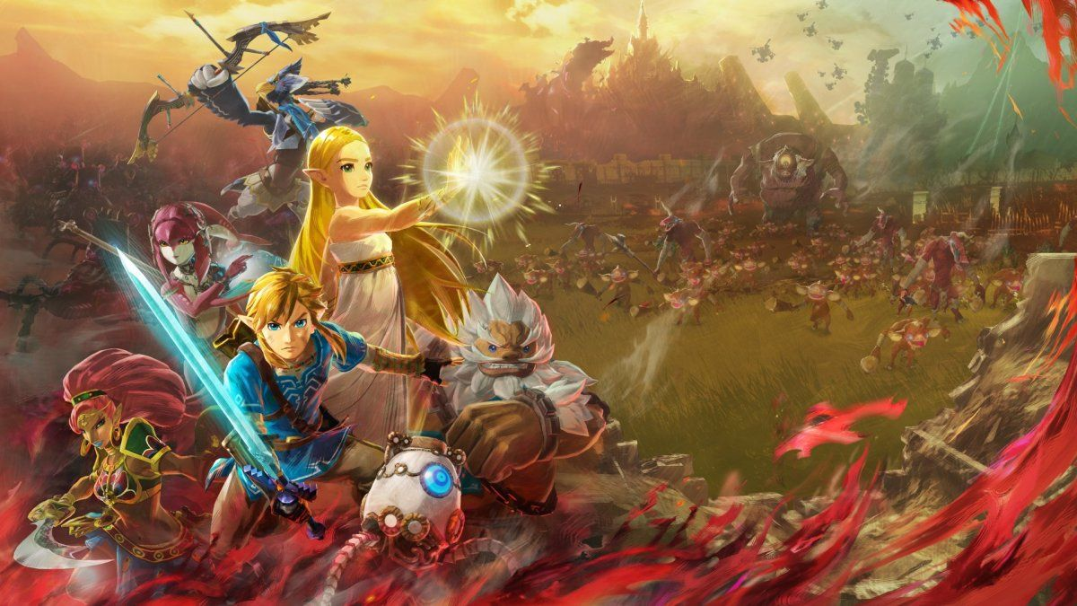ANÁLISIS | Hyrule Warriors: Age of Calamity arrasa con todo