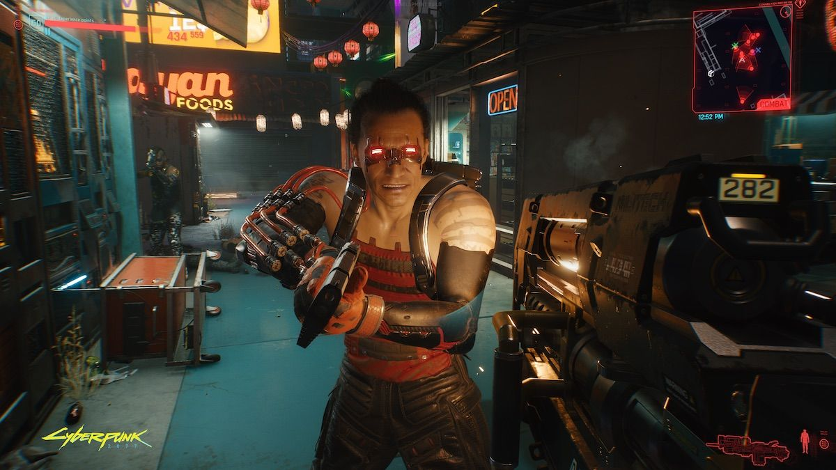 Cyberpunk 2077: los anuncios de Night City Wire