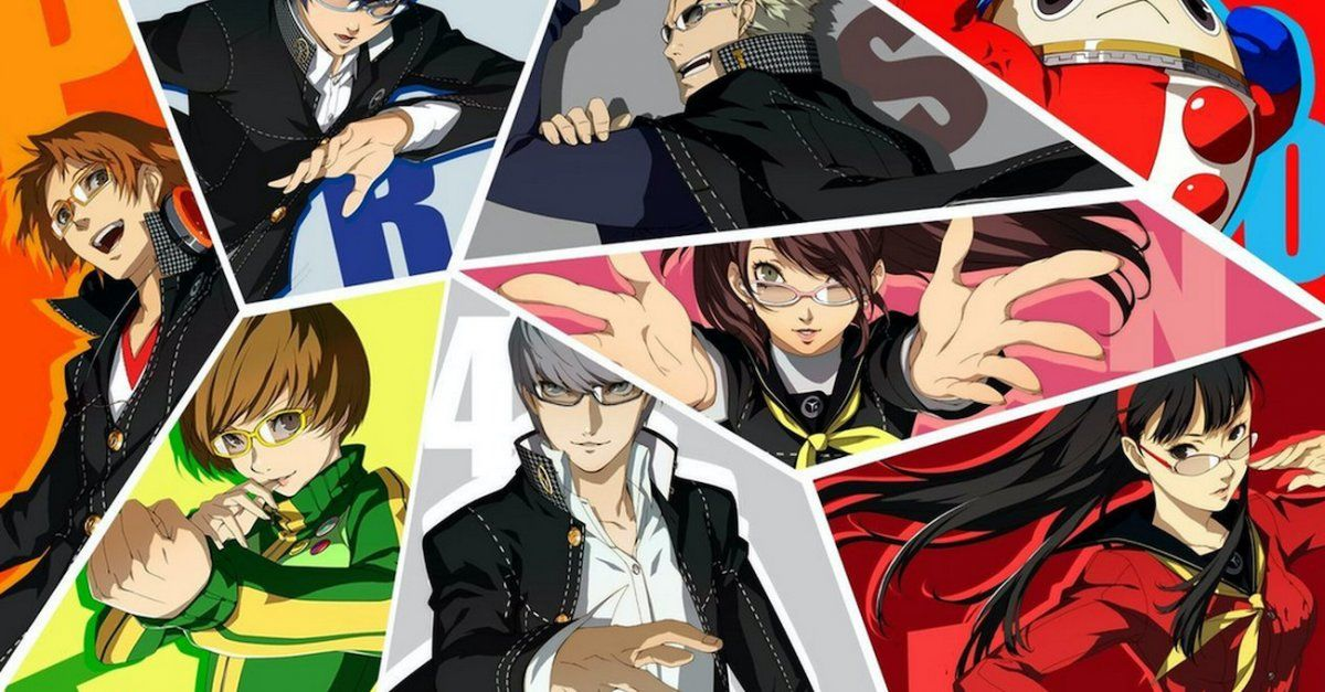 Persona 4 Golden llegó a Steam