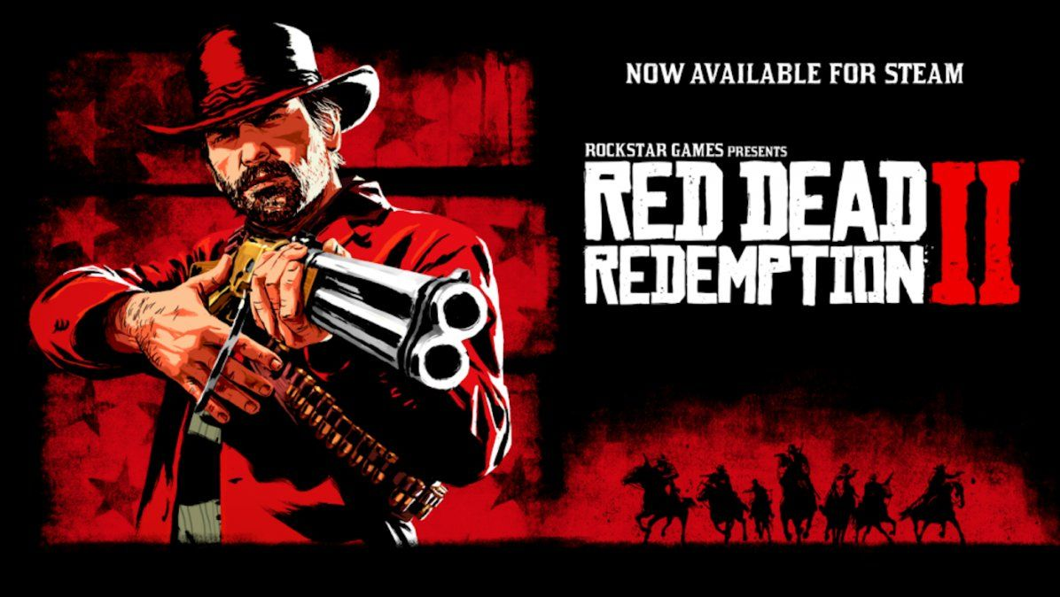 Red Dead Redemption 2 ya está disponible en Steam - y con regalitos