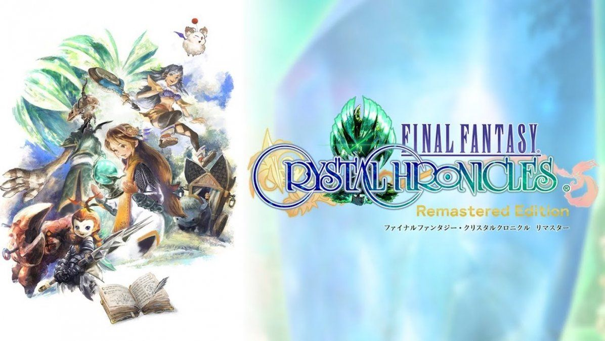 Final Fantasy Crystal Chronicles Remastered sale en 2020 con cross-play