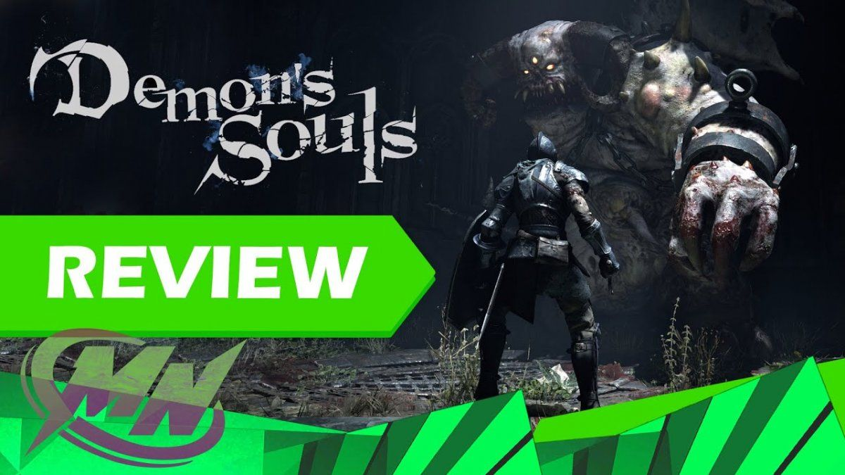 Demons Souls || Video Review