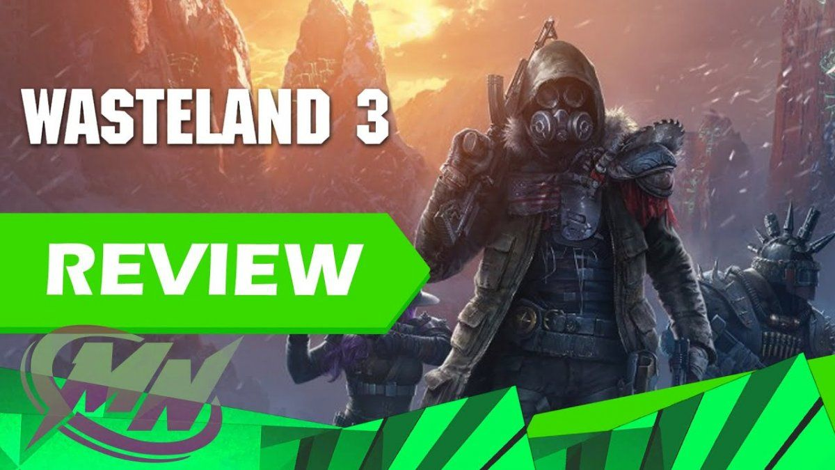Wasteland 3 || Video Review