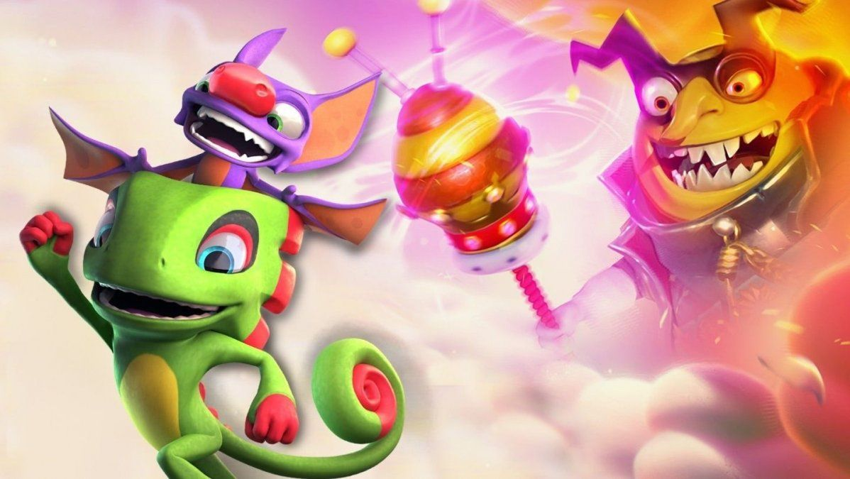 Análisis | Yooka Laylee and the Impossible Lair supera al original
