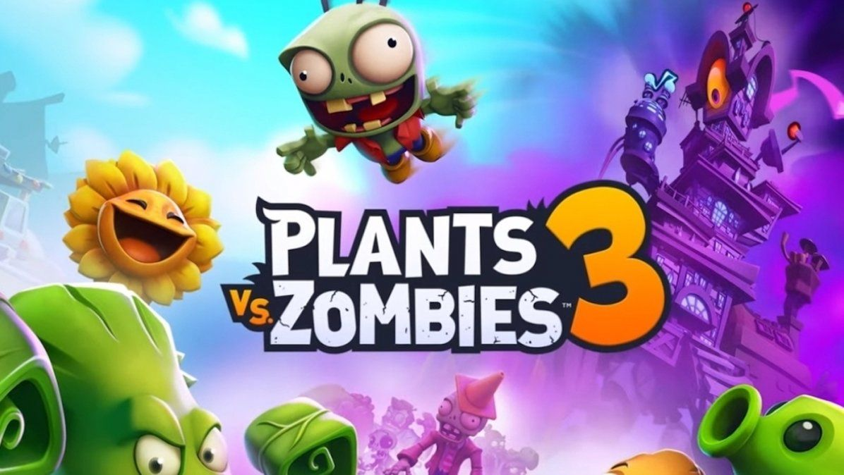 PopCap lanza Plants vs. Zombies 3 en iOS y Android