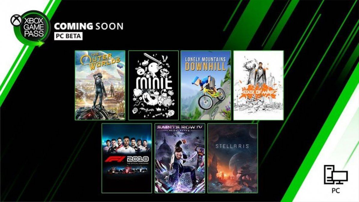 Octubre en Xbox Game Pass para PC: Stellaris, The Outer Worlds y más