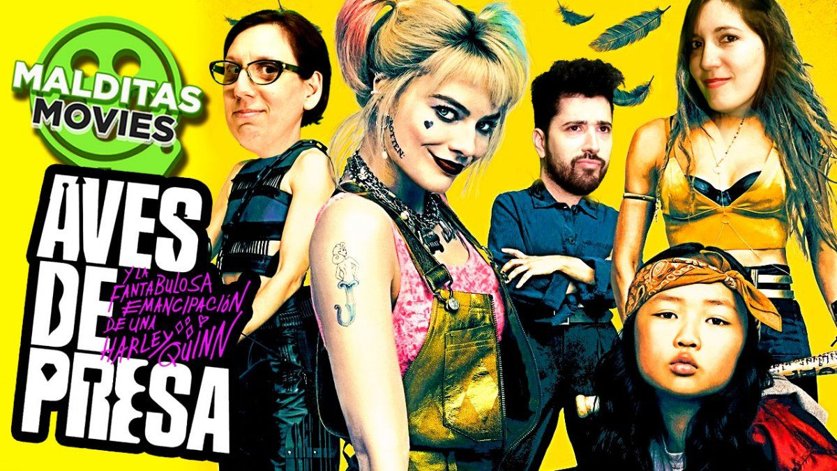 BIRDS OF PREY | MALDITAS MOVIES N°50