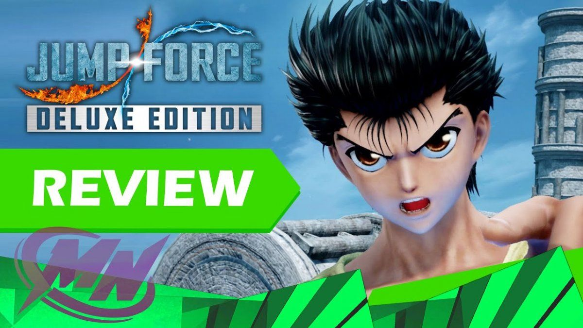 Jump Force - Deluxe Edition || Video Review